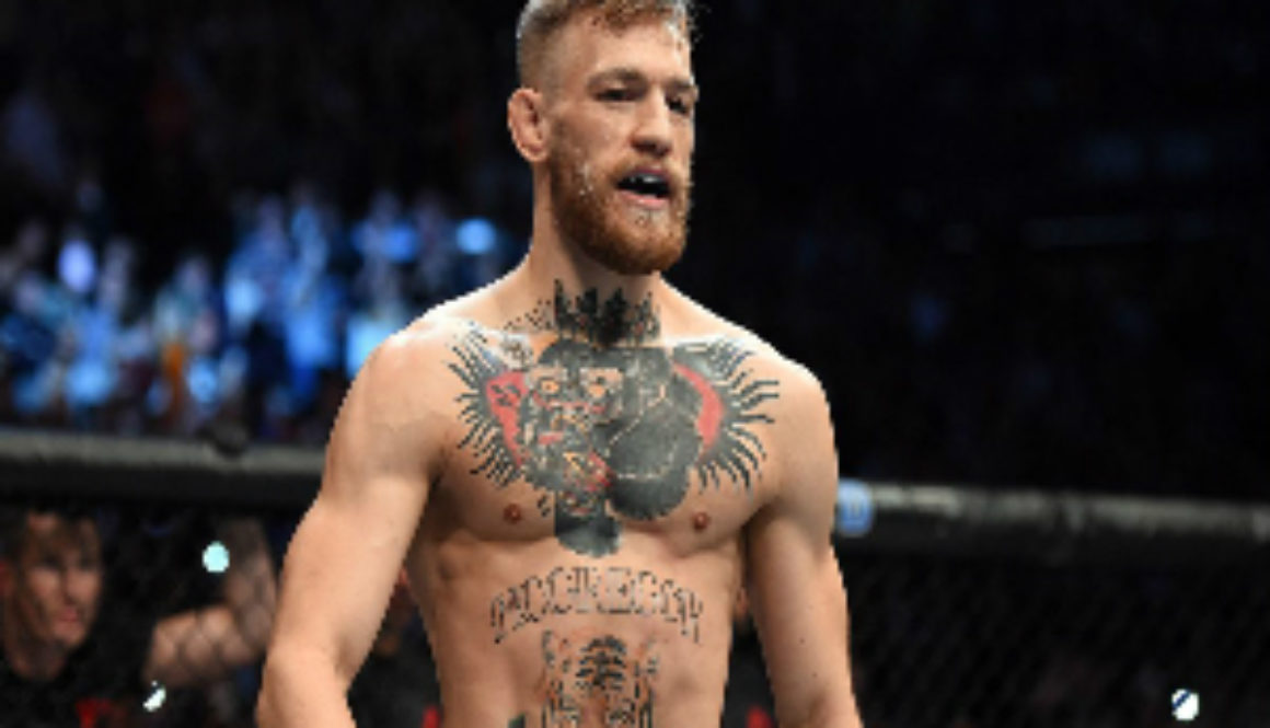 ESL Conor McGregor